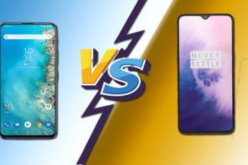 Asus zenfone 6 (asus 6z) vs Oneplus 7
